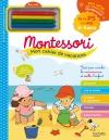 Mon cahier de vacances Montessori 3/4 ans