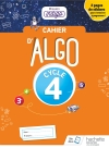 Cahier Algo Mission Indigo Cycle 4 - Livre Élève - Ed. 2018