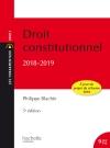 Les Fondamentaux - Droit Constitutionnel 2018 -2019