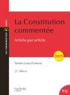 La Constitution commentée 2019