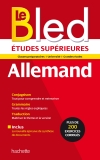 Bled Supérieur - Allemand