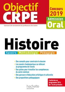 Objectif CRPE Histoire 2019