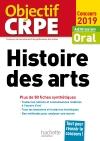 CRPE en fiches : Histoire des arts 2019