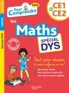 Pour Comprendre Maths CE1-CE2 - Spécial DYS