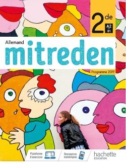 Mitreden 2nde - Livre Élève - Ed. 2019