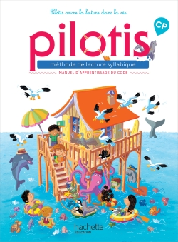 Lecture CP - Collection Pilotis - Manuel de code - Edition 2019