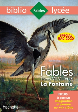 Bibliolycée Fables de la Fontaine Bac 2020 1eres technos - Parcours Imagination et pensée