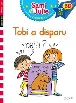 Sami et Julie BD : Tobi a disparu