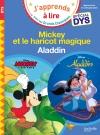 Mickey et le haricot magique/Aladdin - Spécial dyslexie