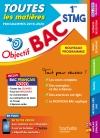 Objectif Bac - Toutes les matières 1re STMG