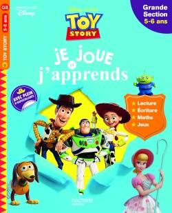 Toy Story - Je joue et j'apprends Grande Section (5 - 6 ans)