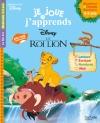 Le Roi Lion - Je joue et j'apprends Moyenne et Grande Sections (5-6 ans)