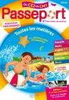 Passeport Cahier de Vacances 2019 - Toutes les matières du CE2 au CM1 - 8/9 ans
