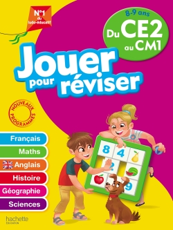 Jouer pour réviser - Du CE2 au CM1 8-9 ans