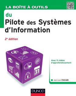 couverture du livre La Boîte à outils du Pilote des Systèmes d'information