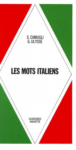 Les Mots italiens - Edition 1969