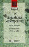 Les Linguistiques contemporaines