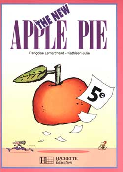 The New Apple Pie 5e LV1 - Anglais - Livre de l'élève - Edition 1995