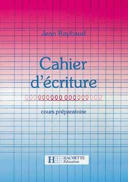 Cahier d'écriture CP - Ed.1986