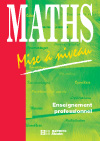 Maths Mise à niveau, Enseignement professionnel - Livre élève - Ed.2003