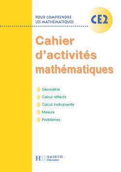 Pour comprendre les mathématiques CE2 euro - Cahier d'activités - Ed.2002