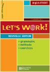 Let's work, BTS, Livre de l'élève, éd. 2004