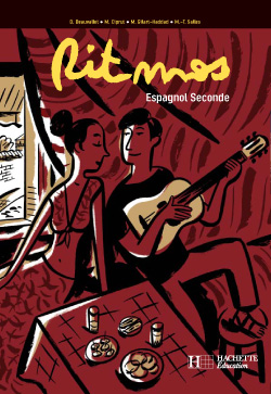Ritmos 2de - Espagnol - Livre de l'élève - Edition 2004