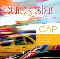 Quick Start CAP - CD Audio - Ed.2005
