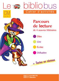 Le Bibliobus nº 17 CM - Le Chat botté - Cahier d'activités - Ed.2006