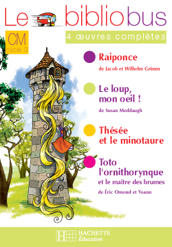Le Bibliobus Nº 22 CM - Raiponce - Cahier d'activités - Ed.2007