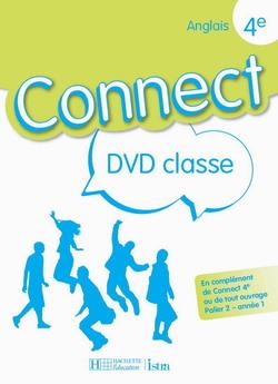 Connect 4e (Palier 2 - Année 1) - Anglais - DVD Classe - Edition 2008