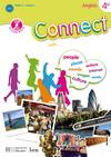 Connect 4e (Palier 2 - Année 1) - Anglais - Livre de l'élève - Edition 2008