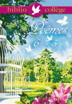 Bibliocollège - Poèmes - 6e - 5e
