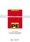 Le manuel de Mathématiques du PE