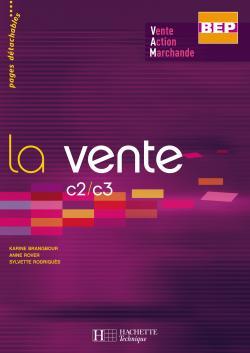 La vente BEP VAM - Livre élève - Ed.2008