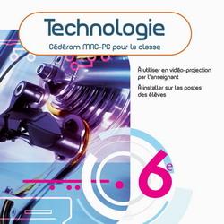 Technologie 6e Cédérom Classe Edition 2009