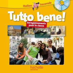 Tutto bene! 2de - Italien - 2 CD audio classe - Edition 2009