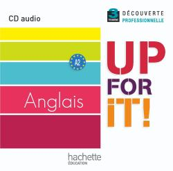 Up for it! 3e Découverte professionnelle - CD audio - Ed.2010
