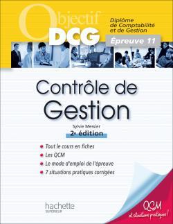 Objectif DCG - Contrôle de gestion