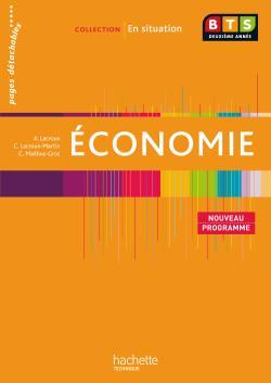 Économie, BTS 2e année, Livre de l'élève, éd. 2010