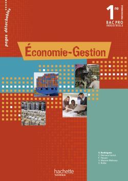 Economie-Gestion 1re Bac Pro - Livre élève - Ed.2010