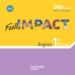 Full Impact 1res séries technologiques - DVD - Ed.2011