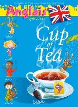 Cup of Tea Anglais CE1 - Livre de l'élève - Ed.2010