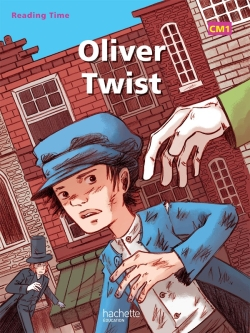 Reading Time Oliver Twist CM1 - Livre élève - Edition 2012