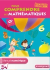 Pour comprendre les mathématiques CP - Fichier élève numérique enseignant - Ed 2009