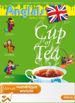Cup of tea CM2 - Manuel numérique enrichi élève