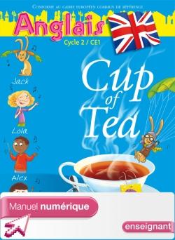 Cup of tea CE1 - Manuel numérique version enseignant