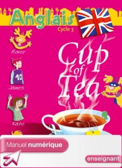 Cup of tea CE2 - Manuel numérique version enseignant