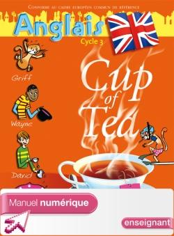 Cup of tea CM1 - Manuel numérique version enseignant