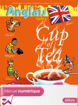 Cup of tea CM1 - Manuel numérique version élève